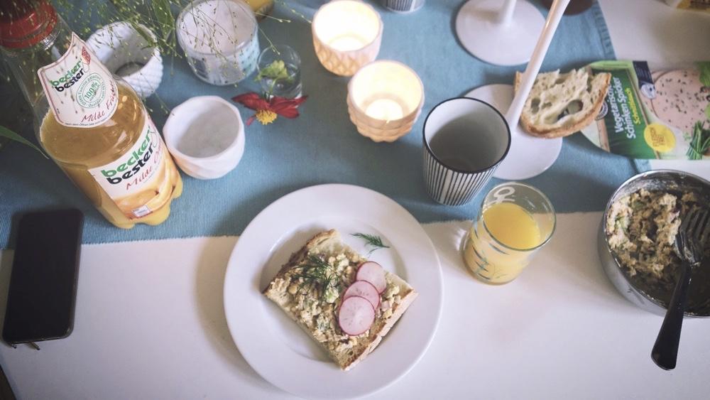 Smörgåstips: Vegansk kikärtsröra