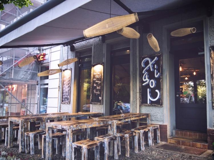 Restaurant Xigon. Vietnamesisk mat i Friedrichshain