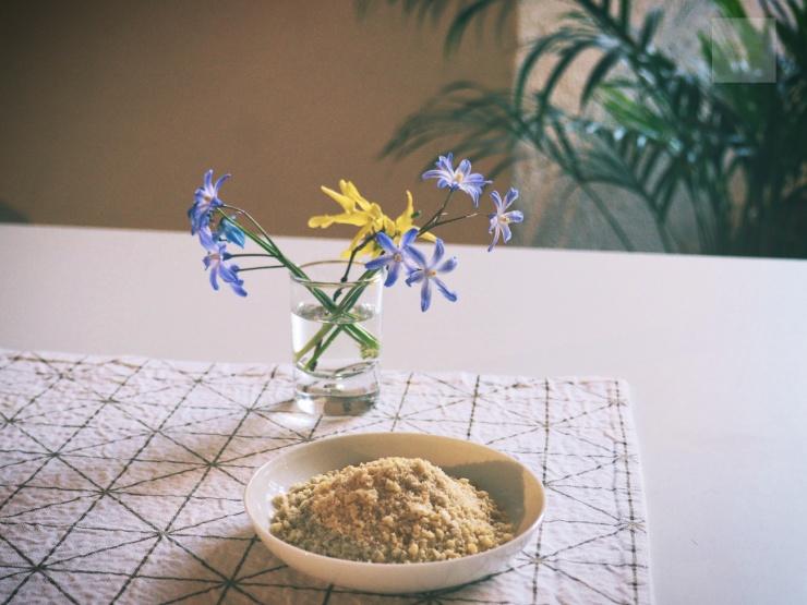 vegansk parmesan recept