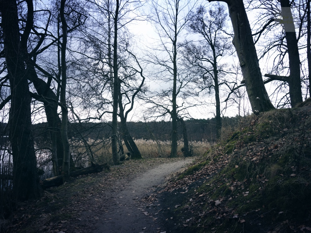 Vandringsled vid Liepnitzsee