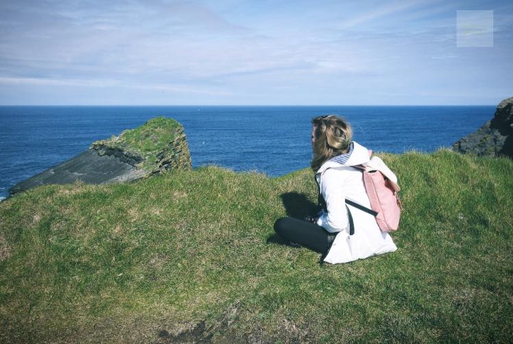 Irländska klippor