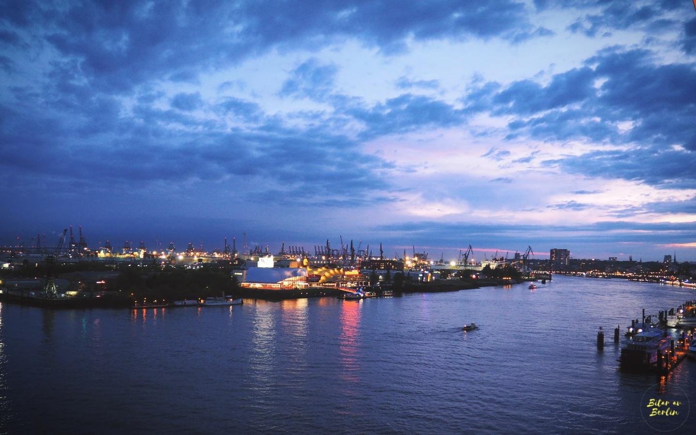Utsikt från Elbphilharmonie